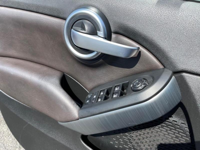 Photo 19 de l'offre de FIAT 500X 1.6 MULTIJET 120 DCT LOUNGE GPS à 16990€ chez Triplo auto