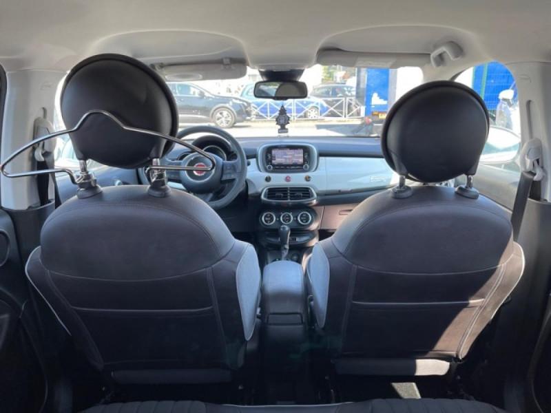 Photo 10 de l'offre de FIAT 500X 1.6 MULTIJET 120 DCT LOUNGE GPS à 16990€ chez Triplo auto