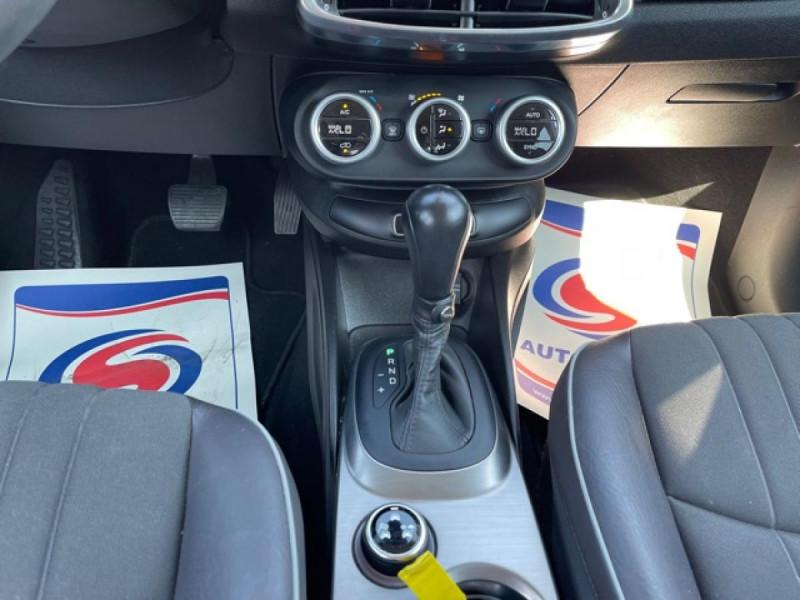 Photo 16 de l'offre de FIAT 500X 1.6 MULTIJET 120 DCT LOUNGE GPS à 16990€ chez Triplo auto