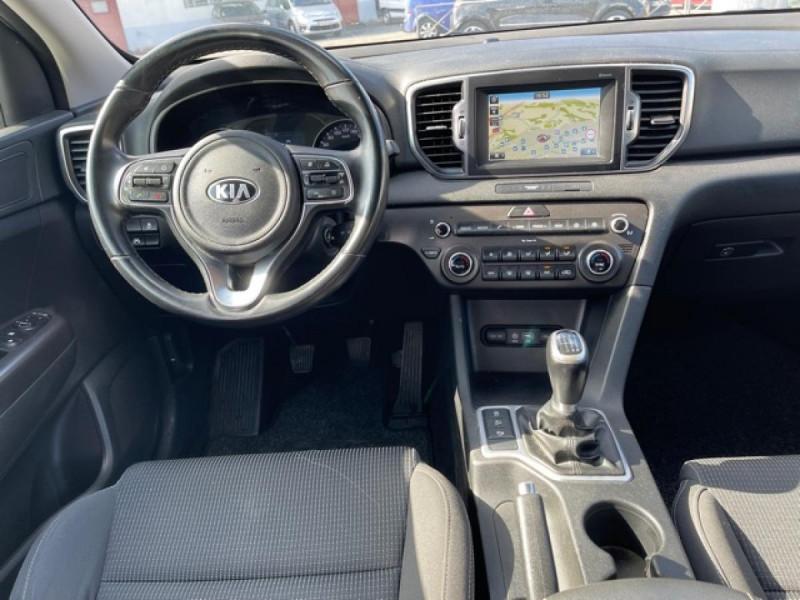 Photo 9 de l'offre de KIA SPORTAGE 1.7 CRDI 115 STOP&GO  ACTIVE GPS CAMERA  à 14990€ chez Triplo auto