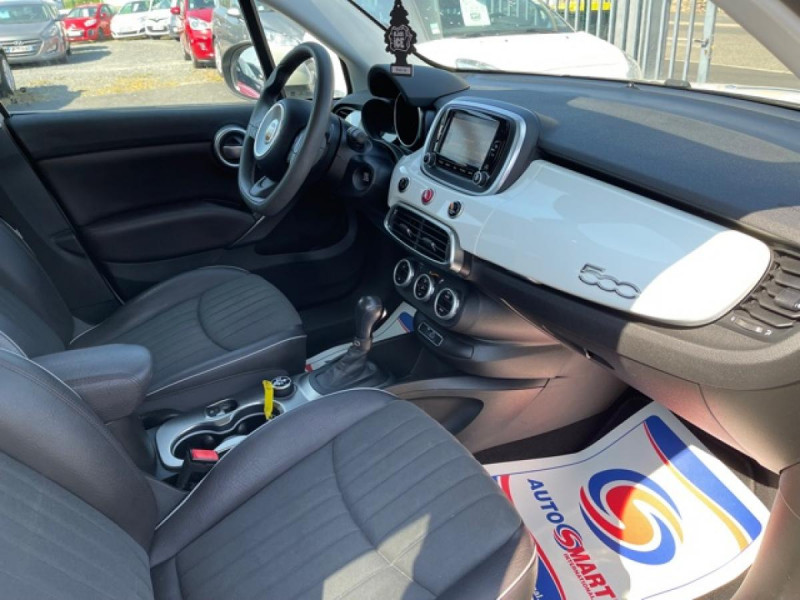 Photo 14 de l'offre de FIAT 500X 1.6 MULTIJET 120 DCT LOUNGE GPS à 16990€ chez Triplo auto