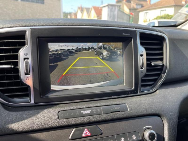 Photo 11 de l'offre de KIA SPORTAGE 1.7 CRDI 115 STOP&GO  ACTIVE GPS CAMERA  à 14990€ chez Triplo auto