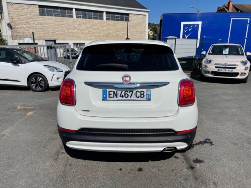 Photo 4 de l'offre de FIAT 500X 1.6 MULTIJET 120 DCT LOUNGE GPS à 16990€ chez Triplo auto