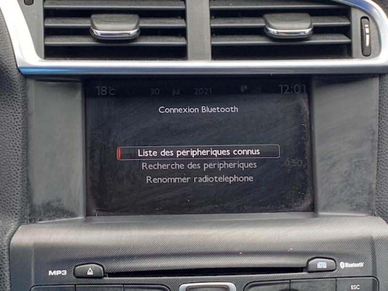 Photo 24 de l'offre de DS DS4 1.6 E-HDI  115  SO CHIC   GPS   RADAR AR à 9490€ chez Triplo auto