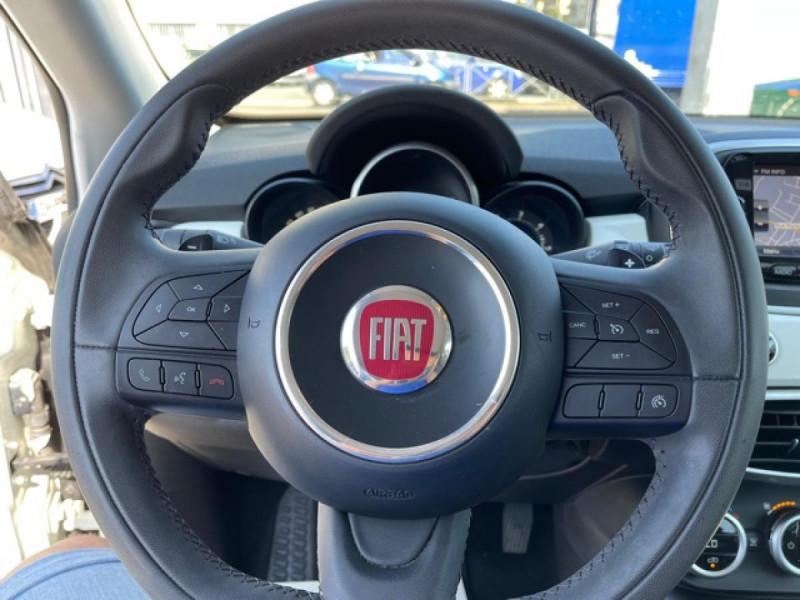 Photo 24 de l'offre de FIAT 500X 1.6 MULTIJET 120 DCT LOUNGE GPS à 16990€ chez Triplo auto