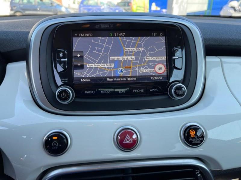 Photo 18 de l'offre de FIAT 500X 1.6 MULTIJET 120 DCT LOUNGE GPS à 16990€ chez Triplo auto