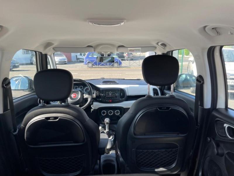 Photo 10 de l'offre de FIAT 500L 1.3 MULTIJET 95 S&S LOUNGE GPS à 9990€ chez Triplo auto