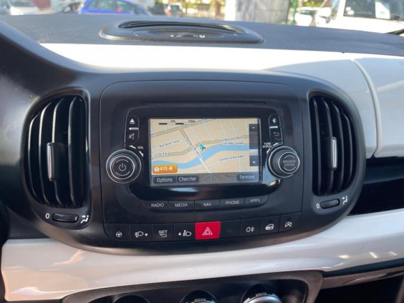 Photo 17 de l'offre de FIAT 500L 1.3 MULTIJET 95 S&S LOUNGE GPS à 9990€ chez Triplo auto