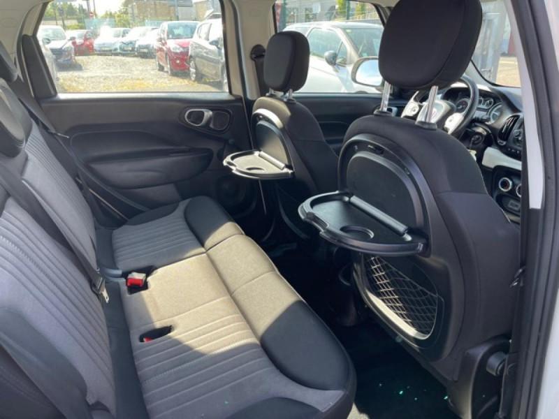 Photo 14 de l'offre de FIAT 500L 1.3 MULTIJET 95 S&S LOUNGE GPS à 9990€ chez Triplo auto