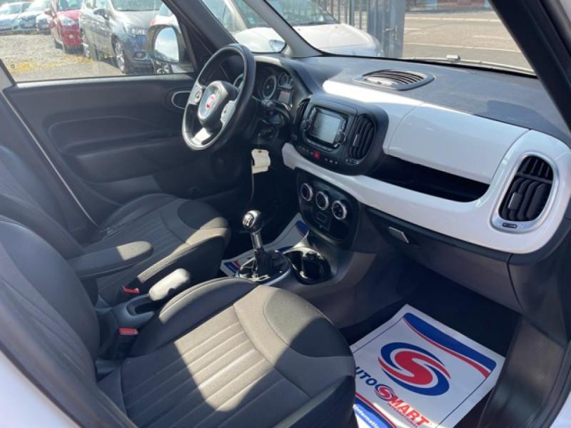 Photo 12 de l'offre de FIAT 500L 1.3 MULTIJET 95 S&S LOUNGE GPS à 9990€ chez Triplo auto