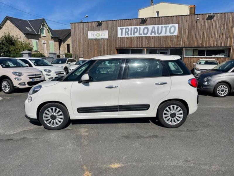 Photo 2 de l'offre de FIAT 500L 1.3 MULTIJET 95 S&S LOUNGE GPS à 9990€ chez Triplo auto