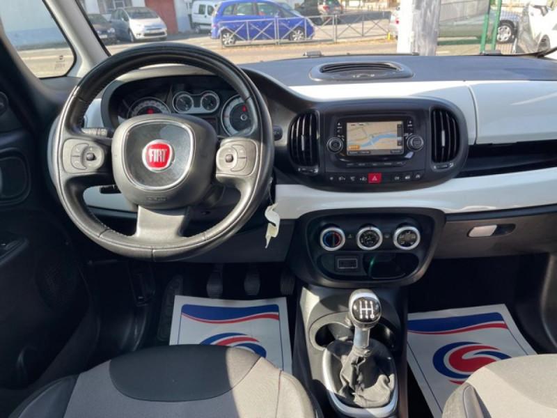 Photo 15 de l'offre de FIAT 500L 1.3 MULTIJET 95 S&S LOUNGE GPS à 9990€ chez Triplo auto