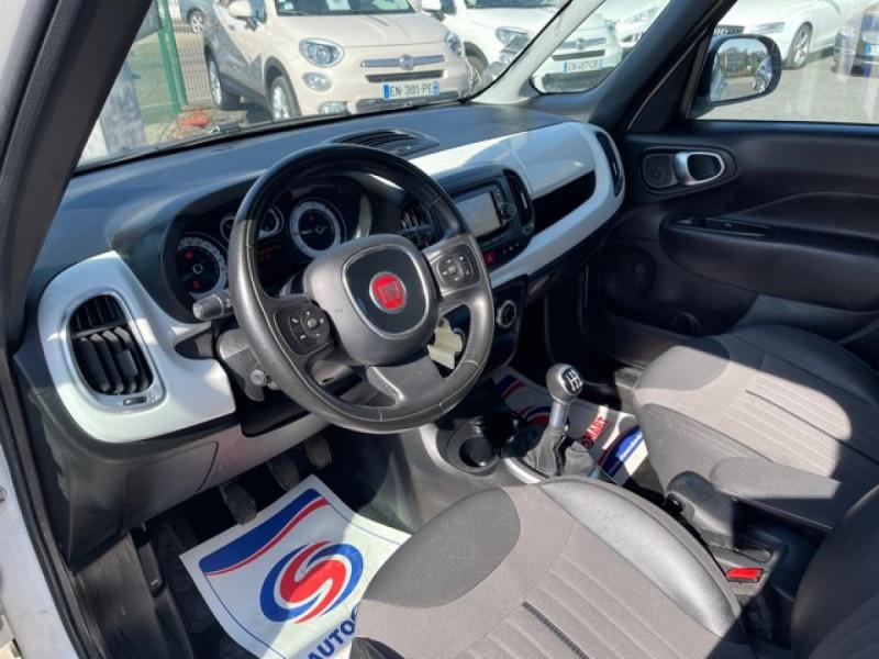 Photo 11 de l'offre de FIAT 500L 1.3 MULTIJET 95 S&S LOUNGE GPS à 9990€ chez Triplo auto