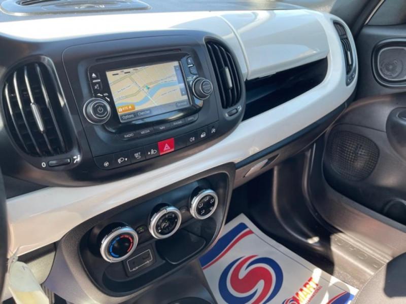 Photo 20 de l'offre de FIAT 500L 1.3 MULTIJET 95 S&S LOUNGE GPS à 9990€ chez Triplo auto