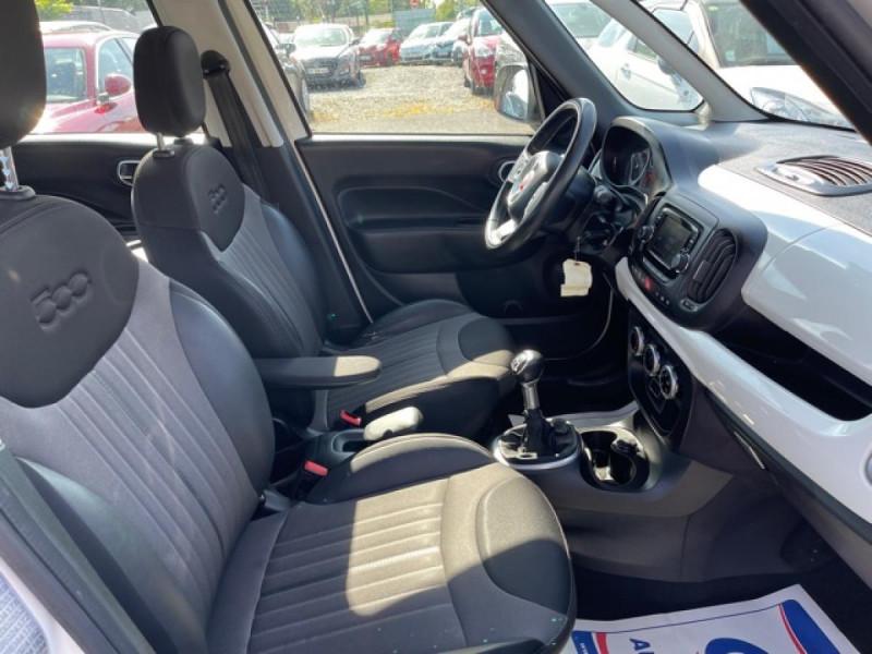 Photo 13 de l'offre de FIAT 500L 1.3 MULTIJET 95 S&S LOUNGE GPS à 9990€ chez Triplo auto