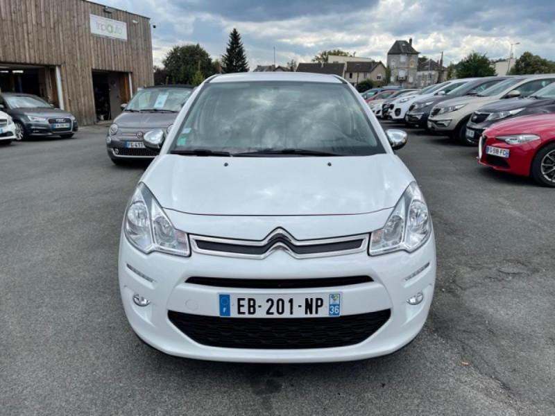 Photo 8 de l'offre de CITROEN C3 1.2 82 ETG FEEL EDITION BOITE AUTO  à 11990€ chez Triplo auto