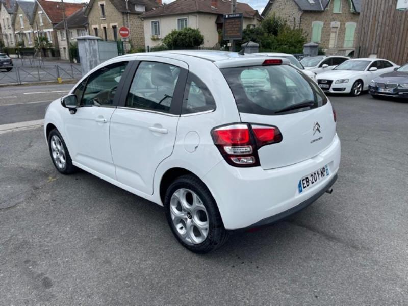 Photo 3 de l'offre de CITROEN C3 1.2 82 ETG FEEL EDITION BOITE AUTO  à 11990€ chez Triplo auto
