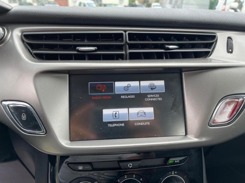 Photo 20 de l'offre de CITROEN C3 1.2 82 ETG FEEL EDITION BOITE AUTO  à 11990€ chez Triplo auto