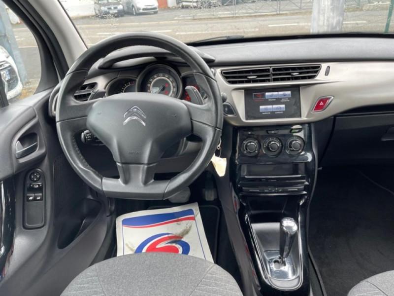 Photo 15 de l'offre de CITROEN C3 1.2 82 ETG FEEL EDITION BOITE AUTO  à 11990€ chez Triplo auto