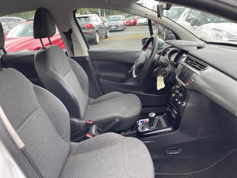 Photo 23 de l'offre de CITROEN C3 1.2 82 ETG FEEL EDITION BOITE AUTO  à 11990€ chez Triplo auto