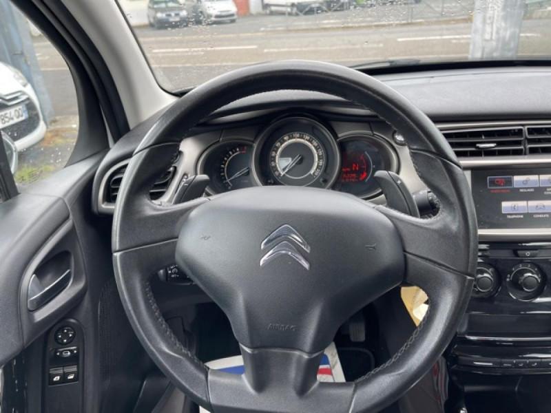 Photo 16 de l'offre de CITROEN C3 1.2 82 ETG FEEL EDITION BOITE AUTO  à 11990€ chez Triplo auto