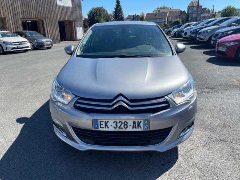 Photo 7 de l'offre de CITROEN C4 1.6 BLUEHDI S&S 120 EAT6 SHINE GPS à 10990€ chez Triplo auto