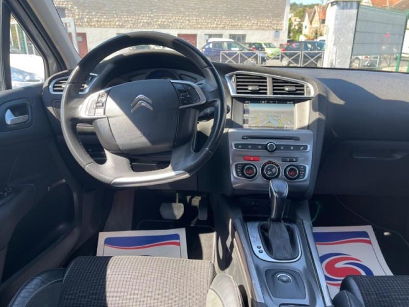 Photo 20 de l'offre de CITROEN C4 1.6 BLUEHDI S&S 120 EAT6 SHINE GPS à 10990€ chez Triplo auto