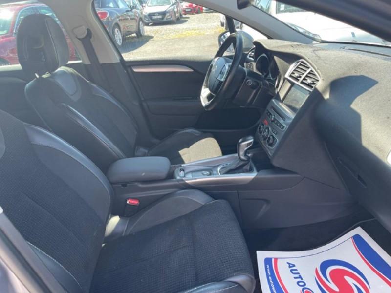 Photo 13 de l'offre de CITROEN C4 1.6 BLUEHDI S&S 120 EAT6 SHINE GPS à 10990€ chez Triplo auto