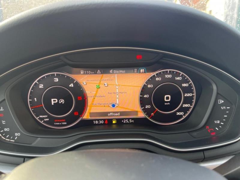Photo 17 de l'offre de AUDI A4 3.0 V6 TDI 218 S-TRONIC DESIGN GPS  à 21990€ chez Triplo auto