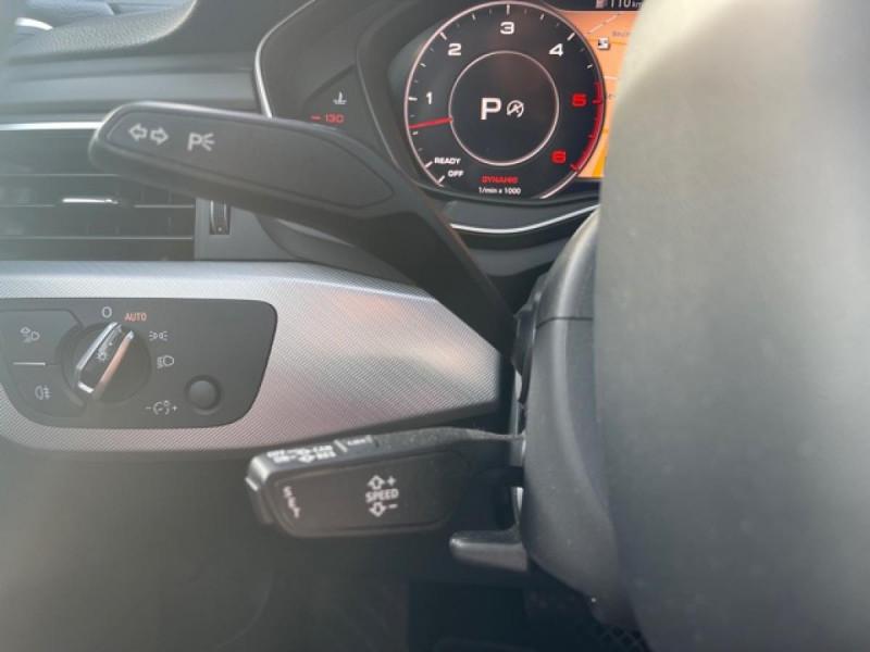 Photo 21 de l'offre de AUDI A4 3.0 V6 TDI 218 S-TRONIC DESIGN GPS  à 21990€ chez Triplo auto