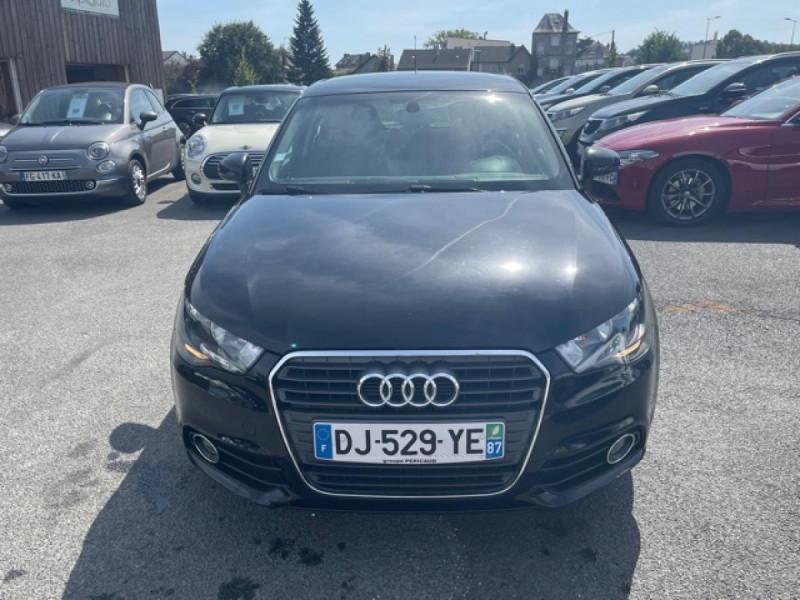 Photo 8 de l'offre de AUDI A1 1.2 TFSI  86 - S/S AMBITION  à 11990€ chez Triplo auto
