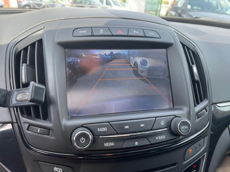 Photo 18 de l'offre de OPEL INSIGNIA 2.0 CDTI 163 S&S 4X4 COUNTRY TOURER GPS CAMERA TOIT OUVRANT à 10990€ chez Triplo auto