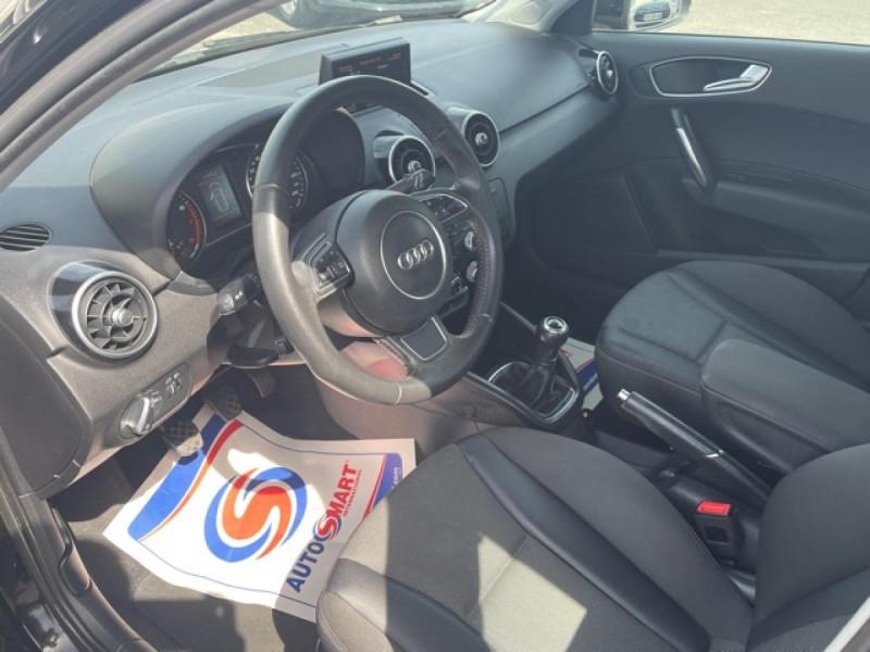 Photo 11 de l'offre de AUDI A1 1.2 TFSI  86 - S/S AMBITION  à 11990€ chez Triplo auto