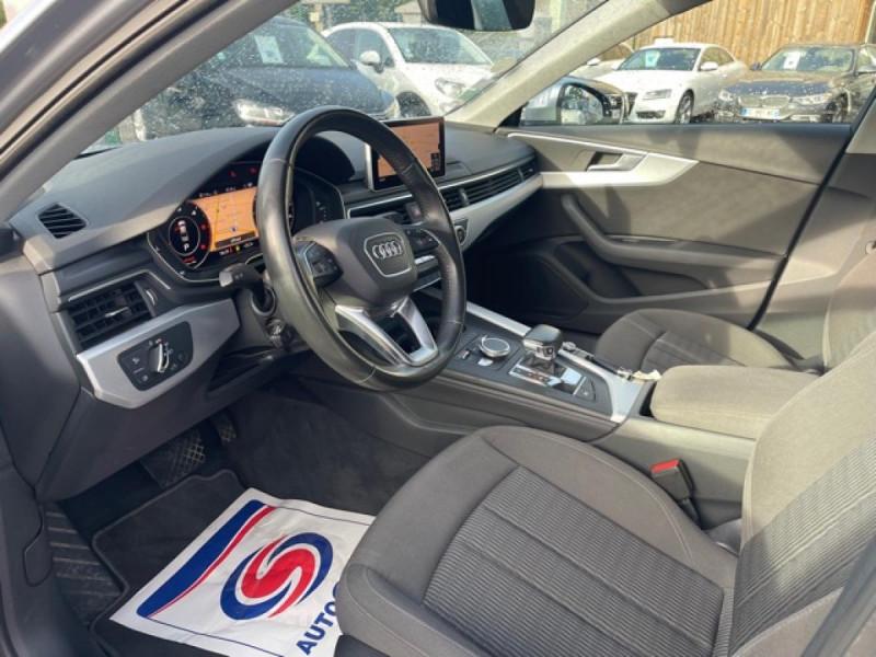 Photo 10 de l'offre de AUDI A4 3.0 V6 TDI 218 S-TRONIC DESIGN GPS  à 21990€ chez Triplo auto