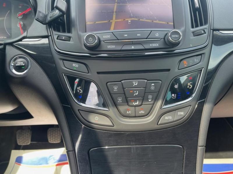 Photo 24 de l'offre de OPEL INSIGNIA 2.0 CDTI 163 S&S 4X4 COUNTRY TOURER GPS CAMERA TOIT OUVRANT à 10990€ chez Triplo auto
