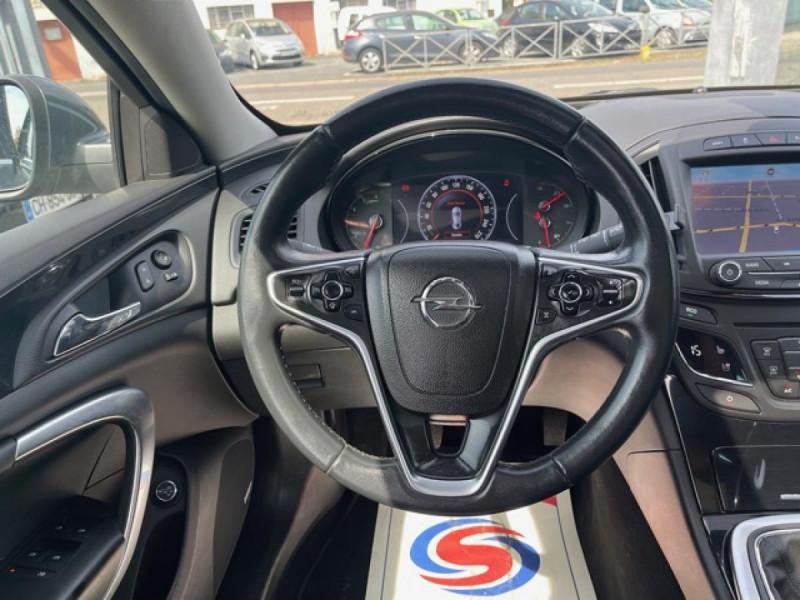 Photo 23 de l'offre de OPEL INSIGNIA 2.0 CDTI 163 S&S 4X4 COUNTRY TOURER GPS CAMERA TOIT OUVRANT à 10990€ chez Triplo auto