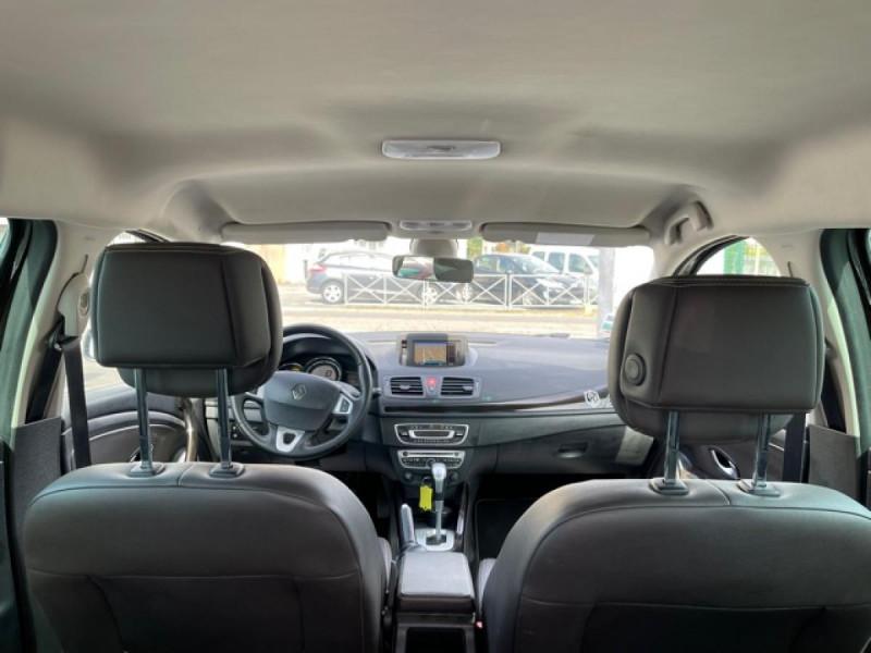 Photo 8 de l'offre de RENAULT MEGANE 1.5 DCI FAP 110 EDC XV DE FRANCE   ATTELAGE GPS à 6990€ chez Triplo auto