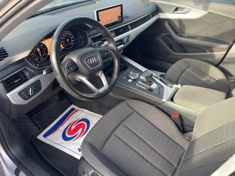Photo 23 de l'offre de AUDI A4 3.0 V6 TDI 218 S-TRONIC DESIGN GPS  à 21990€ chez Triplo auto