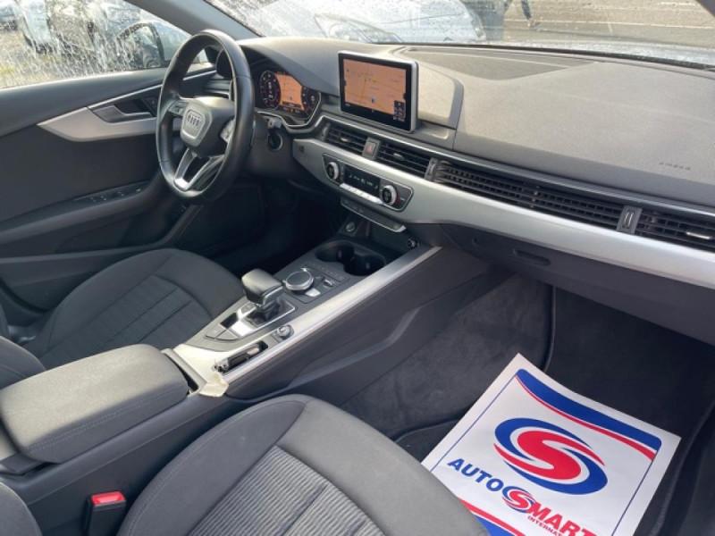 Photo 12 de l'offre de AUDI A4 3.0 V6 TDI 218 S-TRONIC DESIGN GPS  à 21990€ chez Triplo auto