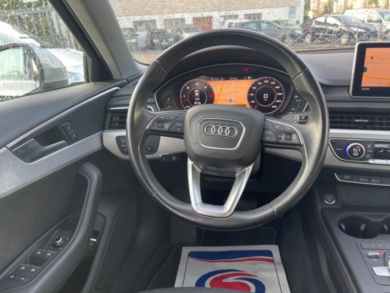 Photo 15 de l'offre de AUDI A4 3.0 V6 TDI 218 S-TRONIC DESIGN GPS  à 21990€ chez Triplo auto