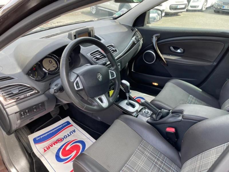 Photo 10 de l'offre de RENAULT MEGANE 1.5 DCI FAP 110 EDC XV DE FRANCE   ATTELAGE GPS à 6990€ chez Triplo auto
