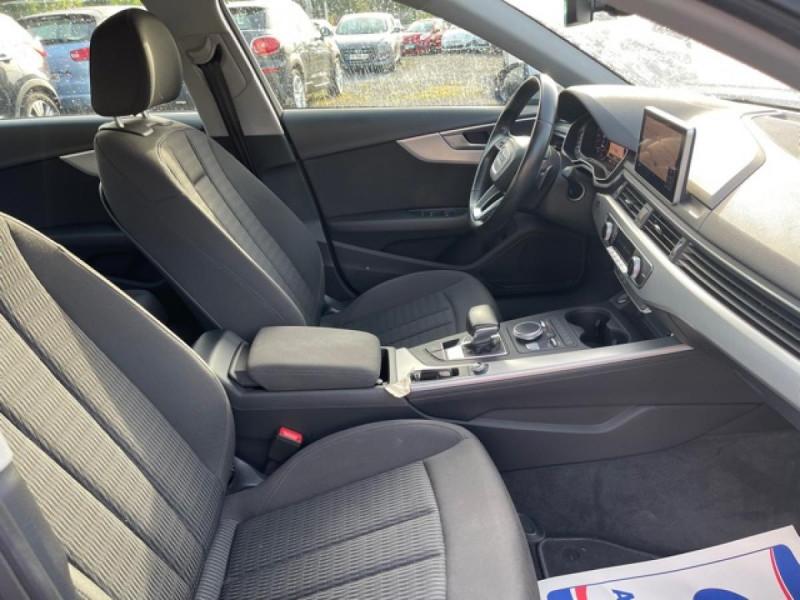 Photo 13 de l'offre de AUDI A4 3.0 V6 TDI 218 S-TRONIC DESIGN GPS  à 21990€ chez Triplo auto