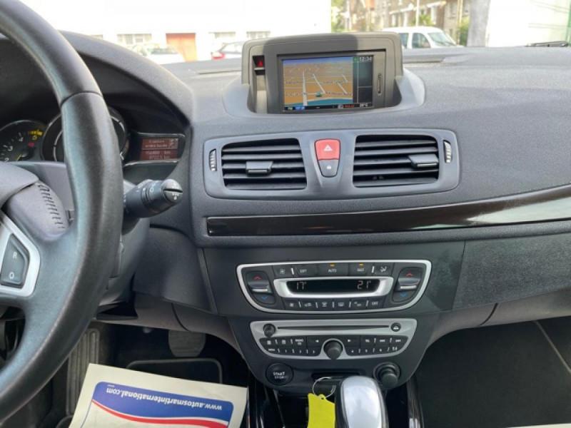Photo 16 de l'offre de RENAULT MEGANE 1.5 DCI FAP 110 EDC XV DE FRANCE   ATTELAGE GPS à 6990€ chez Triplo auto