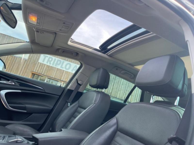 Photo 17 de l'offre de OPEL INSIGNIA 2.0 CDTI 163 S&S 4X4 COUNTRY TOURER GPS CAMERA TOIT OUVRANT à 10990€ chez Triplo auto