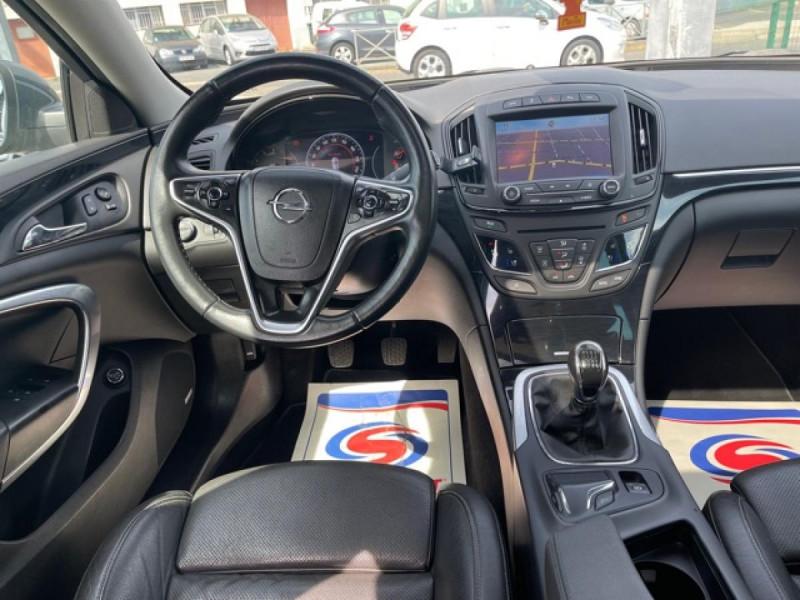 Photo 16 de l'offre de OPEL INSIGNIA 2.0 CDTI 163 S&S 4X4 COUNTRY TOURER GPS CAMERA TOIT OUVRANT à 10990€ chez Triplo auto