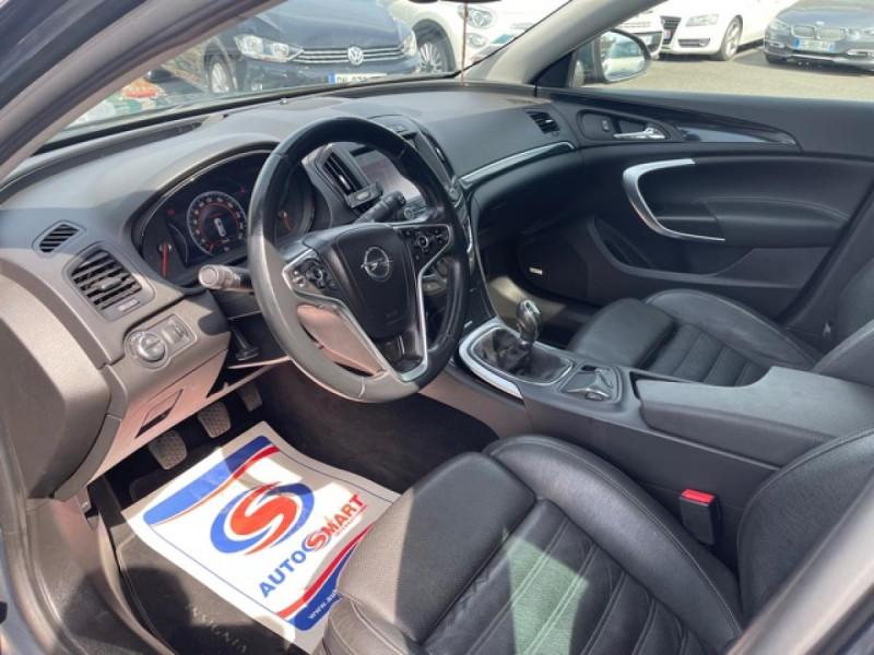 Photo 12 de l'offre de OPEL INSIGNIA 2.0 CDTI 163 S&S 4X4 COUNTRY TOURER GPS CAMERA TOIT OUVRANT à 10990€ chez Triplo auto