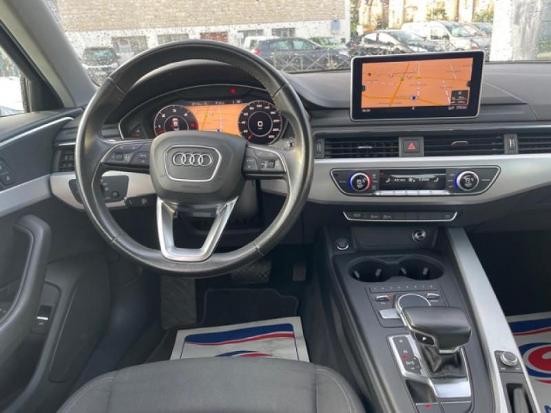 Photo 14 de l'offre de AUDI A4 3.0 V6 TDI 218 S-TRONIC DESIGN GPS  à 21990€ chez Triplo auto