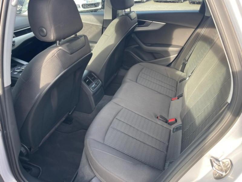 Photo 11 de l'offre de AUDI A4 3.0 V6 TDI 218 S-TRONIC DESIGN GPS  à 21990€ chez Triplo auto