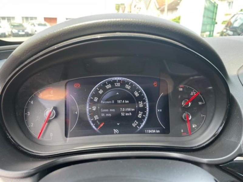 Photo 19 de l'offre de OPEL INSIGNIA 2.0 CDTI 163 S&S 4X4 COUNTRY TOURER GPS CAMERA TOIT OUVRANT à 10990€ chez Triplo auto