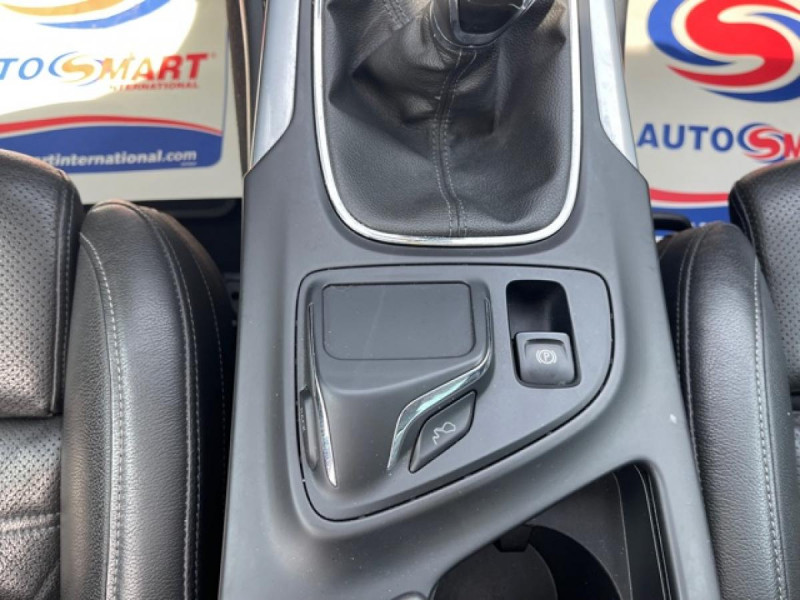 Photo 22 de l'offre de OPEL INSIGNIA 2.0 CDTI 163 S&S 4X4 COUNTRY TOURER GPS CAMERA TOIT OUVRANT à 10990€ chez Triplo auto